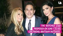 'Real Housewives of Beverly Hills' Alum Adrienne Maloof's Ex-Husband Paul Nassif Is Engaged