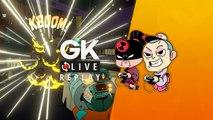 GK Live replay - Noddus joue le comic de service sur le rogue-lite spatial Void Bastards