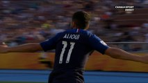 Alioui donne l'avantage à la France