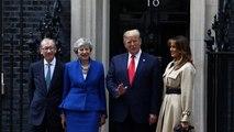 Trump promet un accord de libre-échange avec Londres après le Brexit