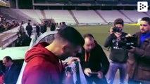 Football player José Antonio Reyes dies in a car accident