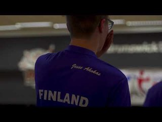Team Finland at the World Junior Bowling Championships 2019