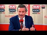 Le petit déjeuner politique Sud Radio - Nicolas Dupont-Aignan