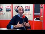 """""""Les supers pouvoirs de l'innocence"""" - Franck Martin au micro de Brigitte Lahaie"""