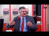Jean Lassalle - Le Petit Déjeuner Politique Sud Radio