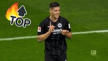 The Magical Skills of Luka Jovic in Bundesliga