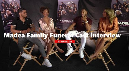 """HHV Exclusive: Cast of """"A Madea Family Funeral"""" talk audition processes, how they approached their roles, and bringing their own personalities into the roles"""