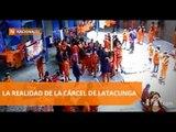 Centro de Reclusión Social de Latacunga presenta deficiencias - Teleamazonas