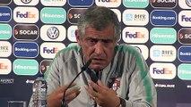 Portugal talk on eve of UNL semi-final clash against Switzerland