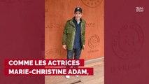 PHOTOS. Cartman, Joy Esther, Michel Denisot... : pluie de célébrités dans les tribunes de Roland-Garros