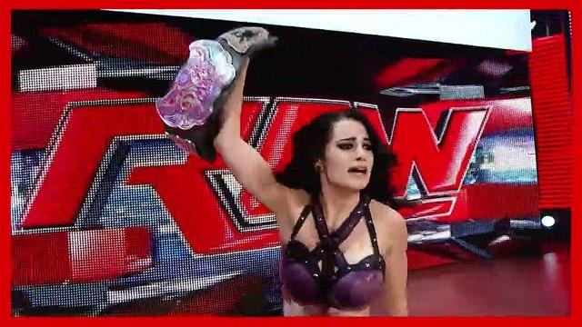 WWE Superstar Vega Picks AJ vs Paige
