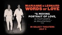 Marianne & Leonard Words of Love 07/05/2019