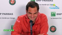 """Roland-Garros 2019 - Roger Federer : """"Rafael Nadal est toujours le même gars depuis toutes ces années"""""""