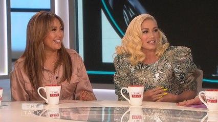 "The Talk - Gwen Stefani on Replacing Adam Levine on ""The Voice"""