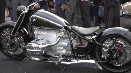 Concorso D'eleganza Villa D'Este - BMW Motorrad concept R18