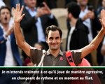 """Roland-Garros - Nadal pense déjà à Federer : """"Je m'attends à ce qu'il soit agressif"""""""
