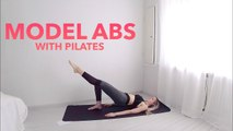 How to get Model Abs Pilates Workout / Train Like an Angel