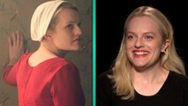 'Handmaid's Tale' Star Elisabeth Moss Reacts to How Women Are Using Iconic Red Costume for Protests