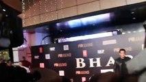 Salman Khan,Katrina Kaif, Tiger Shroff, Disha Patani, Kriti Sanon, Janhvi Kapoor,Tabu at  Bharat Premier-PART 2