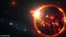 For First Time, Astronomers Detect Giant Stellar Eruption On Star Other Than Our Sun