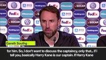 (Subtitled) 'He got poor service' Southgate defends Kane after UCL final performance