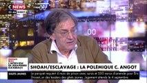 Shoah et esclavage : Alain Finkielkraut s'exprime sur la polémique