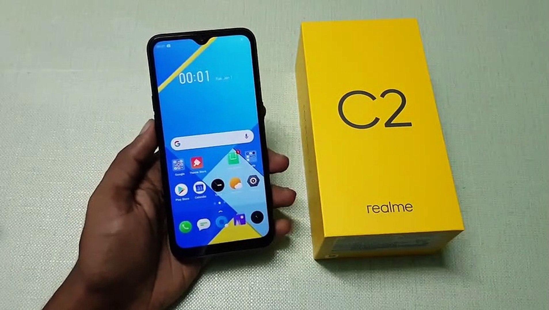 Realme C2 Setup & Reset