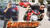 Akshay Kumar Action SCENE From Sooryavanshi LEAKED | On Location | Rohit Shetty
