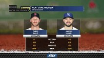 Chris Sale To Start For Red Sox On Wednesday Vs. Royals