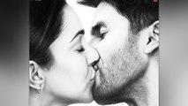 Shahid Kapoor KISSES Kiara Advani in Kabir Singh's new poster | FilmiBeat