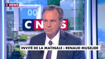 Renaud Muselier - CNews mercredi 5 juin 2019