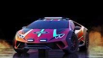 Automobili Lamborghini esplora nuovi territori con la Huracán Sterrato Concept