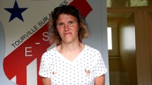 Interview Angélique Becquet (Attaquante Seniors Féminines)