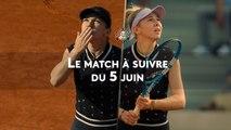 Roland-Garros 2019 : Halep-Anisimova, c'est le match à suivre de ce mercredi !