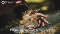 How Asia's Best Bar creates a twist on a classic Bloody Mary [brought to you by Diageo]