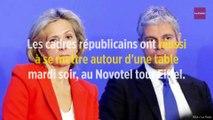 Les Républicains signent « la paix du Novotel »
