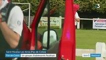 Pas-de-Calais : la foudre blesse des ados jouant au foot