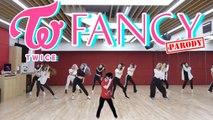 【KY】TWICE — FANCY DANCE COVER(Parody ver.) #MOMODanceFANCY