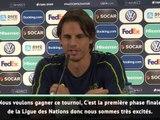 Demies - Sommer : ''La Suisse peut gagner ici et à Roland-Garros''