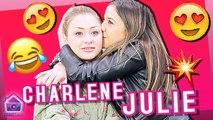 Julie et Charlène (10 Couples Parfaits 3) : Qui est la plus inculte ? La plus coquine ?