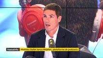 """Plan d'économie à Radio France: """"C'est logique que tous les opérateurs de l'État contribuent à la réduction de la dette"""", dit Mathieu Gallet"""
