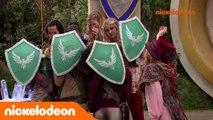 L'école des Chevaliers | L'école des sorciers | Nickelodeon France