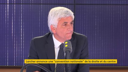 Hervé Morin - Franceinfo mercredi 5 juin 2019