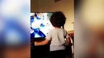 El niño que se cree que está dentro de 'Dragon Ball'