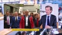 """VIDÉO. Guillaume Larrivé à propos des Républicains : """"Je ne resterai pas spectateur, je suis acteur de cette recomposition"""""""