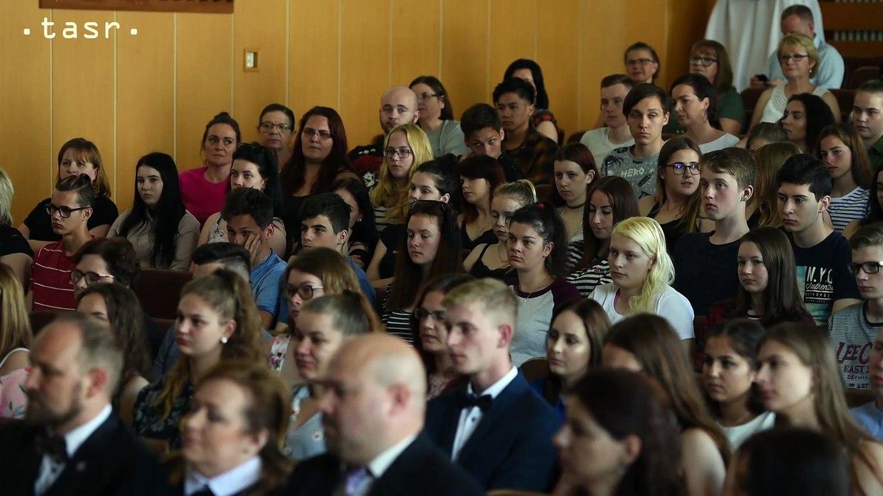 Ministerka M. Lubyová: Tento rok maturovalo vyše 42 000 maturantov