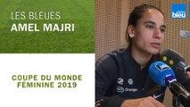 Coupe du Monde Féminine 2019 : Amel Majri