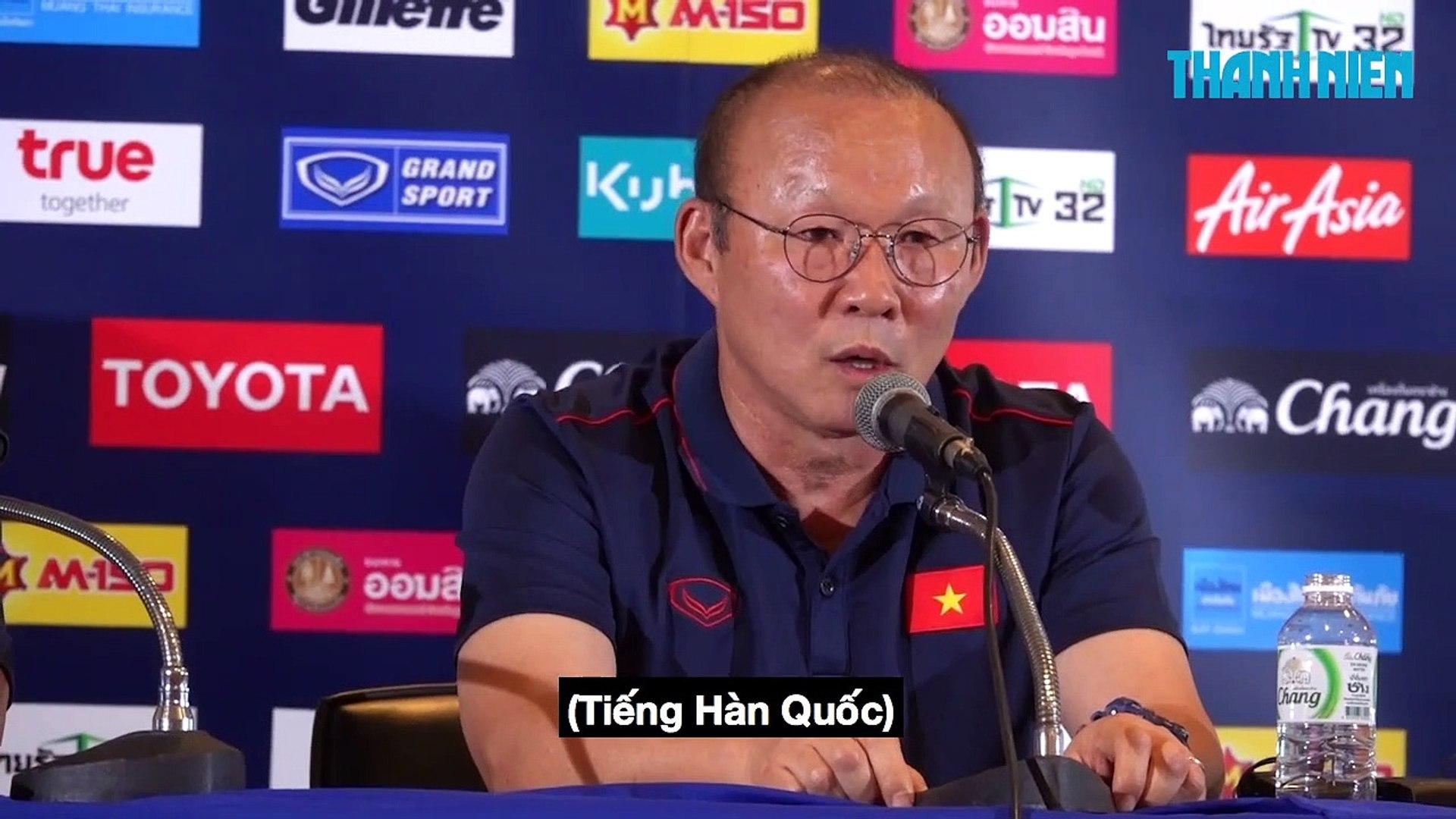 Trực tiếp- [King's Cup 2019] Thái Lan - Việt Nam- Tuấn Anh đá chính, Công Phượng dự bị - Bóng đ