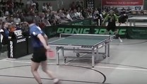 Quand deux joueurs de ping-pong réalisent deux points dingues dans le même match