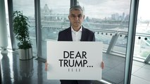 Mayor Sadiq Khan Challenges Donald Trump Upon His Arrival To The UK For State Visit